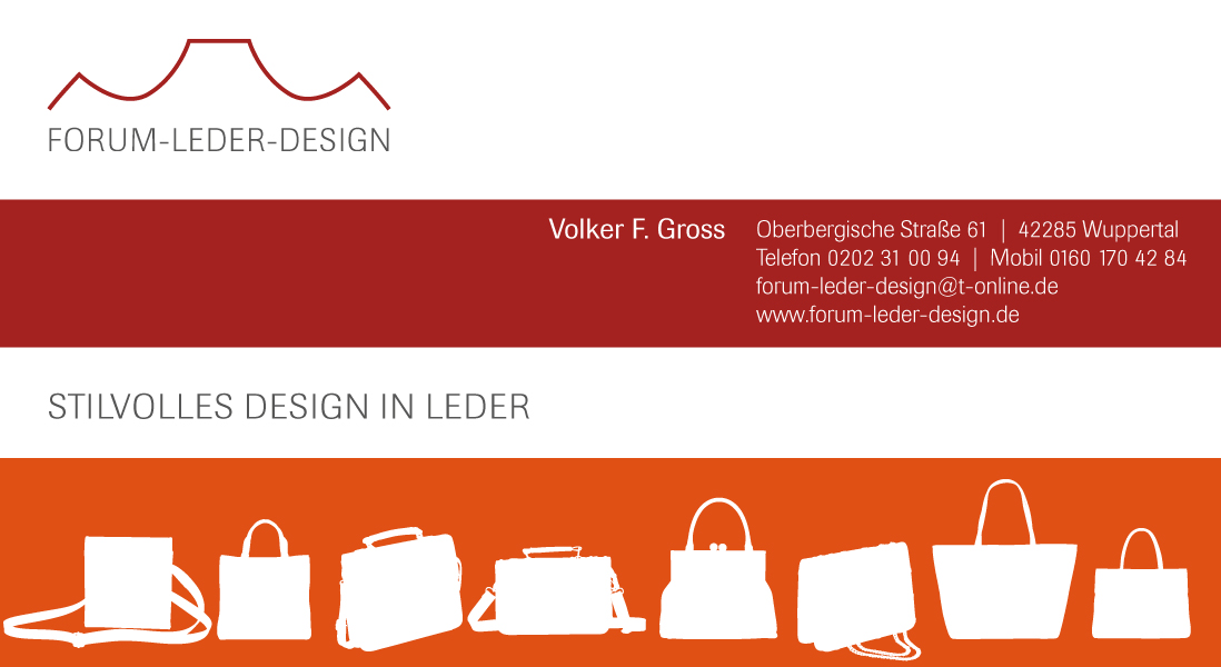Forum Leder Design - Volker F. Gross